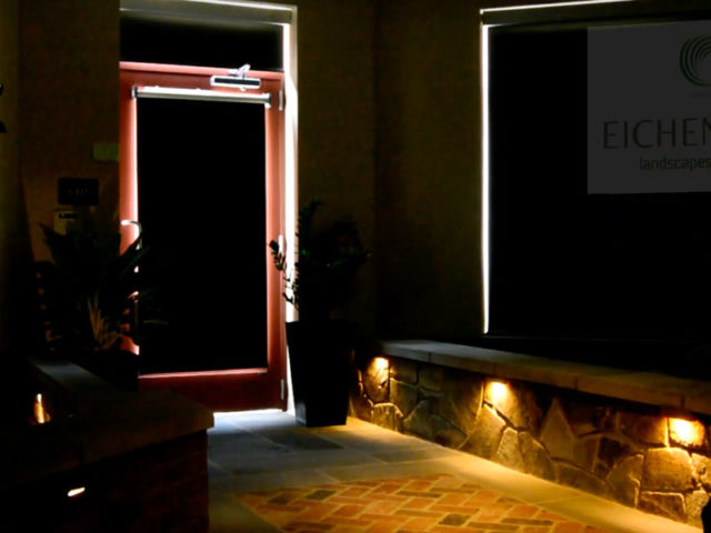 See your outdoor lighting here